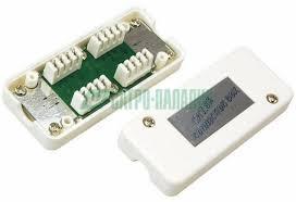 <b>Кросс</b> кабельный <b>Кросс соединительный</b> CAT5 <b>REXANT</b> (<b>03-0104</b>)