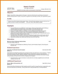 Student Athlete Resume Extraordinary Student Athlete Resume Template Best Resume Examples Resume Format