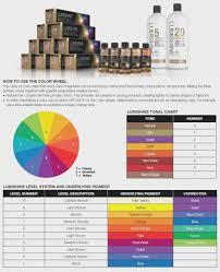 Redken To Joico Conversion Chart Joico Hair Colours Charts Lajoshrich Com