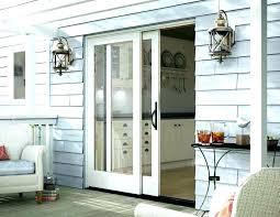 sliding glass door repair replacing sliding glass door with french door replacement sliding glass doors cost