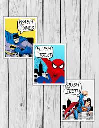 Superman Bathroom Accessories Awesome Spiderman Bathroom Set Theme U2014 Fice  And Bedroom Fun Ideas