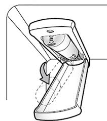 water filter installation refrigerator Lmxc23746s Wiring Diagrame step 2 open filter cover step 2 water filter removal