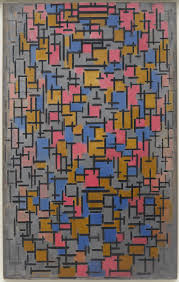 published september 4 2016 at 3024 4770 in mondrian order and randomness in abstract painting