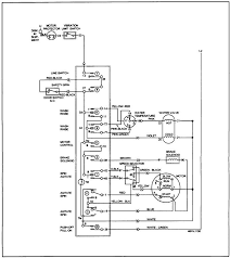 electrical diagrams schematic diagram of an electric range