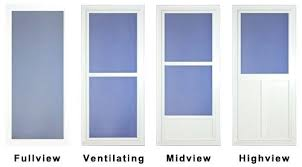 storm door window replacement storm door glass options storm door window replacement cost