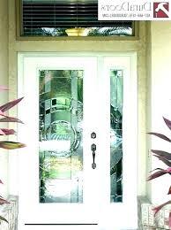 oval glass door insert entry door inserts entry door inserts decorative glass front doors exterior door