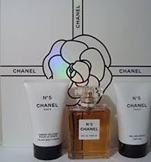chanel 5 gift set. chanel no. 5 for women gift set - 1.7 oz edp spray +