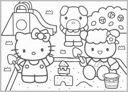 Free Hello Kitty Coloring Pages Lovely Free Printable Hello Kitty