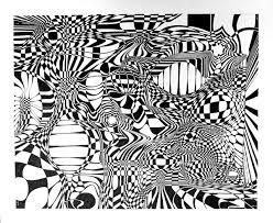 Untitled Warped Grid 2 Oliver Vernon