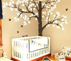 wall decals for nursery girl wall decals for nursery corner oak tree ladybird wall decals nursery