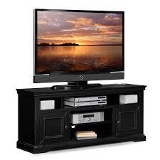 Tv Stand Black Jenson 60 Tv Stand Black American Signature Furniture