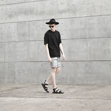 Joel Mcloughlin - Forever 21 French Terry Tee, Dr.Martens Gryphon ...