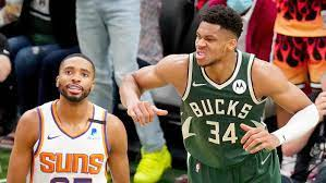 Bucks-Suns NBA Finals score, takeaways: Giannis Antetokounmpo goes for  40-10 again, Milwaukee rolls in Game 3 - CBSSports.com