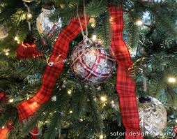 Interior Charming Decorating Ideas Of Christmas Trees Using Red Red Silver And White Christmas Tree