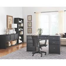 home decorators office furniture. home decorators collection oxford chestnut desk0151200970 the depot office furniture i