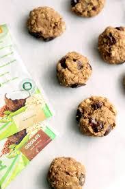 banana nut protein cookies vegan gluten free