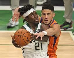 Phoenix Suns - Milwaukee Bucks Game 5 ...