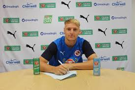 SCL's Adam Liddle signs professional contract with Reading FC - Careers in  Sport