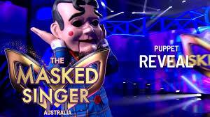 Puppet Revealed | The Masked Singer Australia - YouTube