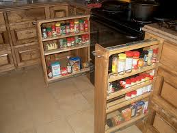 Spice Racks For Kitchen Pull Out Spice Rack Helps You To Place Your Spices Well Home