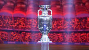 The UEFA EURO 2020 trophy