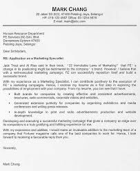 Elements Of A Cover Letters Cover Letter Information Elements Of A Cover Letter Cover Letter