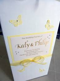How To Decorate A Wedding Post Box Inspired by Script Lemon Coloured Wedding Post Box 36