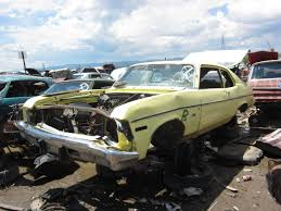 Junkyard Find: 1973 Chevrolet Nova Hatchback - The Truth About Cars