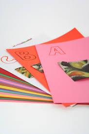 make an alphabet book