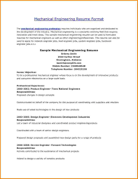 9 Mechanical Engineering Resume Sample Pdf Skills Based Resume