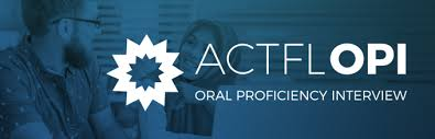Opic Organizational Chart Oral Proficiency Assessments Including Opi Opic Actfl