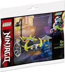 LEGO® NINJAGO Fliegender Händler Avatar Jay