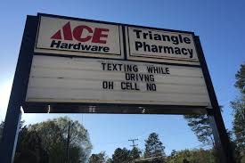 Funny Signs Archives Triangle Pharmacy Ace Hardware