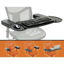 computer chair with keyboard tray. Wonderful Computer Ergoguys Mobo Chair Mount Keyboard And Mouse Tray System By Office Depot U0026  OfficeMax And Computer With Y