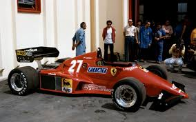 81 x 48.4 mm unitary and total displacement: The Evolution Of The 126c Ferrari S First Turbocharged Formula One Race Car Autoevolution