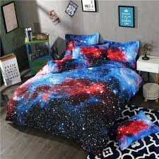 space bedding twin new fire star sets queen size universe outer planet bedspread 2 mickey mouse