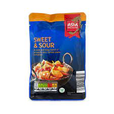 Asia Specialities Sweet & Sour Sauce 120g