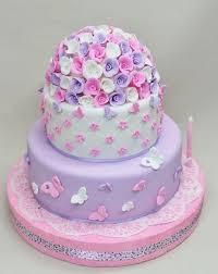 1st Birthday Cake Designs For Baby Girl A Birthday Cake