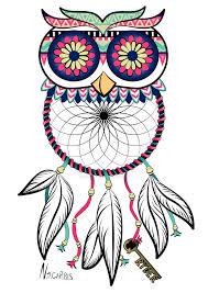 Aztec Dream Catcher Tattoo Owl Dreamcatcher Tattoo by nataliecarbis on DeviantArt 52