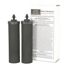 berkey water filter fluoride. Berkey Big Drinking Water Filtration System With 4 Filters - 2 Black And Fluoride (2.25 Gallon) Filter U