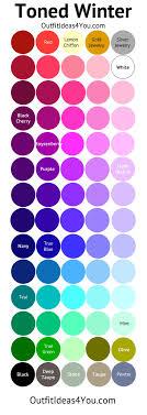 Best 25+ Winter colors ideas on Pinterest | Winter colour palette ...