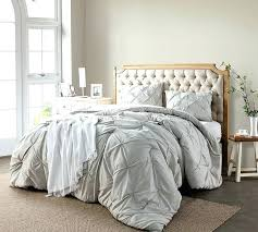90 x 98 duvet covers oversized queen cover silver birch pin tuck comforter bedding flannel white
