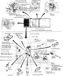 1997 Nissan Pick Up Stereo Wiring Diagram