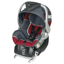 baby trend car seat installation without base