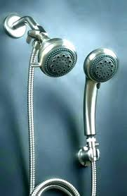best shower head handheld combo best shower head with handheld rain shower head and handheld best