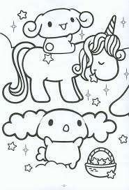 Small Picture Kawaii coloring pages printable ColoringStar