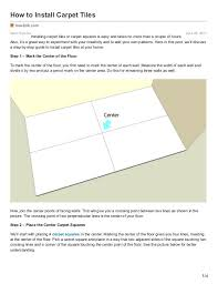 how to install carpet squares how to install carpet tiles installing how to install carpet