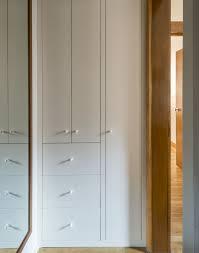 workstead design bathroom built in storage cabinet mathew williams photo