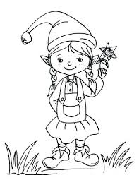 125+ of the best elf on a shelf activities, coloring pages, printables, make your own elf, more! Free Elf On The Shelf Coloring Pages Printable Coloring Junction