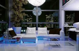 modern led light fixtures in decoration lighting